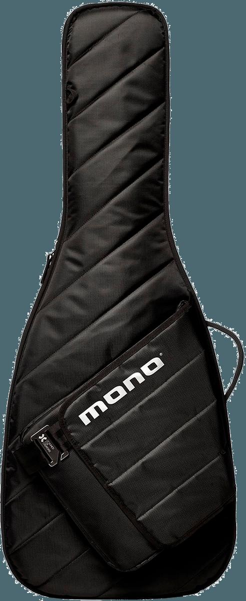 Guitares & Co - ETUIS & HOUSSES - HOUSSES - GUITARE ELECTRIQUE - MONO - HMO M80-SEG-BLK - Royez Musik
