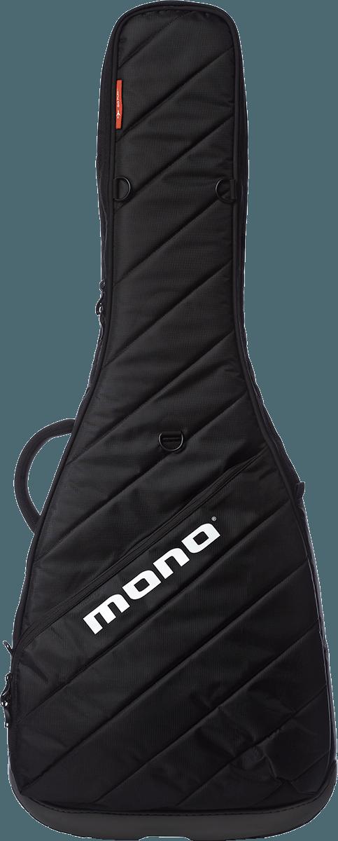 Guitares & Co - ETUIS & HOUSSES - HOUSSES - GUITARE ELECTRIQUE - MONO - HMO M80-VEG-BLK - Royez Musik