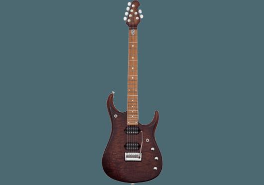 Guitares & Co - GUITARES ELECTRIQUES - GUITARES SOLID BODY - MUSIC MAN - GMM JP150-SHB-RMM-0-C - Royez Musik