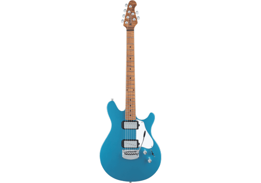 Guitares & Co - GUITARES ELECTRIQUES - GUITARES SOLID BODY - MUSIC MAN - GMM JVT-TLBL-RMM-W-C - Royez Musik