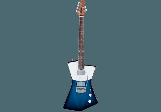 Guitares & Co - GUITARES ELECTRIQUES - GUITARES SOLID BODY - MUSIC MAN - GMM STVHH-BLD-RMR-B-C - Royez Musik
