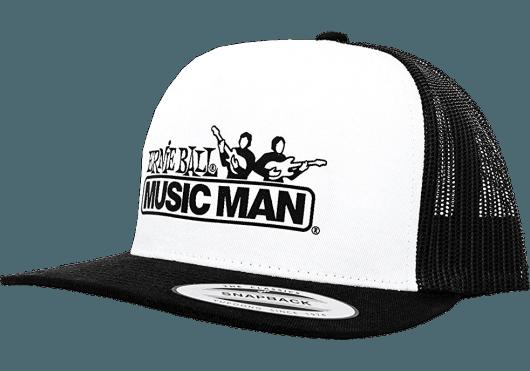 Merchandising - TEXTILE - CASQUETTES - MUSIC MAN - YMUS 4157 - Royez Musik