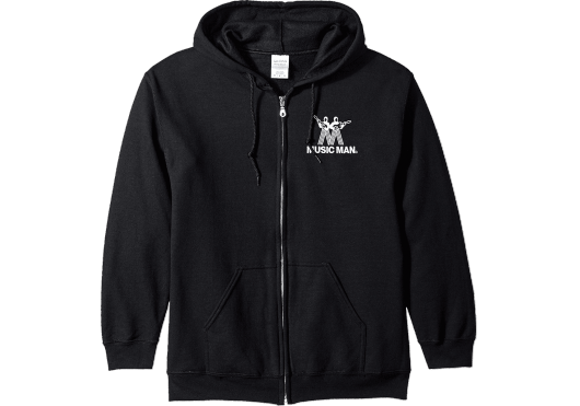 Merchandising - TEXTILE - SWEAT - MUSIC MAN - YMUS 4690 - Royez Musik