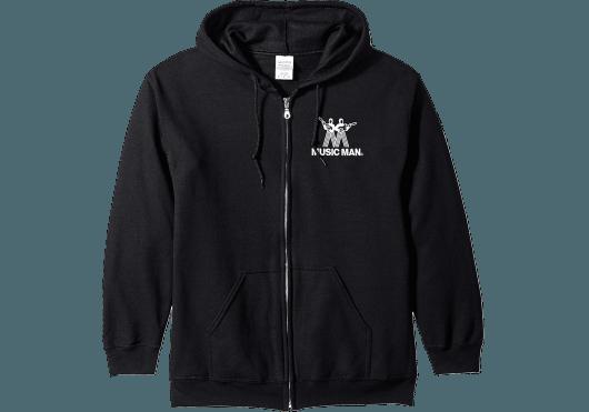 Merchandising - TEXTILE - SWEAT - MUSIC MAN - YMUS 4691 - Royez Musik