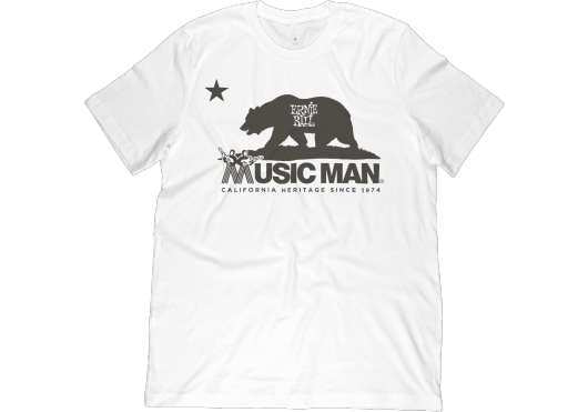 Merchandising - TEXTILE - TEE-SHIRT - MUSIC MAN - YMUS 4818 - Royez Musik