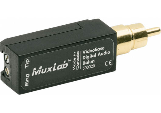 Vidéo - ANALOG AV - MuxLab - IMU 500020 - Royez Musik