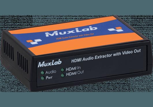 Vidéo - PRO DIGITAL - MuxLab - IMU 500439 - Royez Musik
