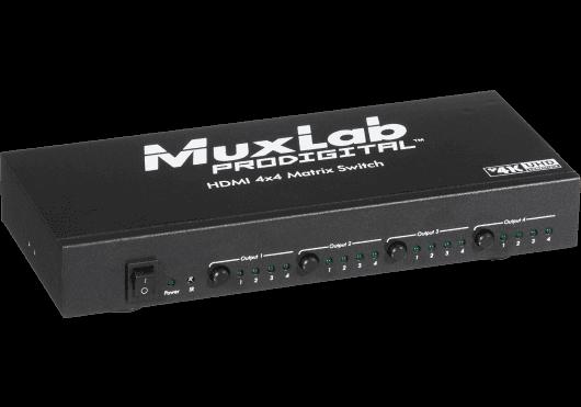 Vidéo - PRO DIGITAL - MuxLab - IMU 500440 - Royez Musik