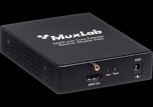 Vidéo - PRO DIGITAL - MuxLab - IMU 500465-RX - Royez Musik