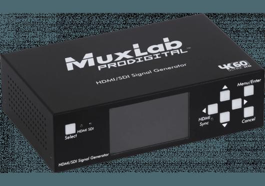 Vidéo - PRO DIGITAL - MuxLab - IMU 500830 - Royez Musik