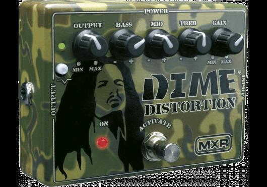 Amplis effets - EFFETS ET MULTI-EFFETS - MXR - MXR DD11 - Royez Musik