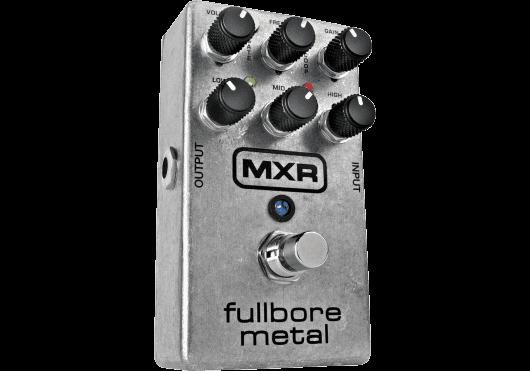 Amplis effets - EFFETS ET MULTI-EFFETS - MXR - MXR M116 - Royez Musik