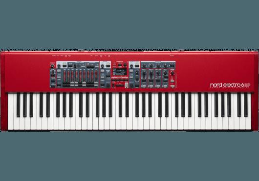 Claviers & Pianos - CLAVIERS DE SCÈNE - Nord - KNO NE6-HP - Royez Musik