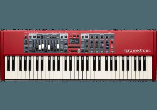 Claviers & Pianos - CLAVIERS DE SCÈNE - Nord - KNO NE6D-61 - Royez Musik
