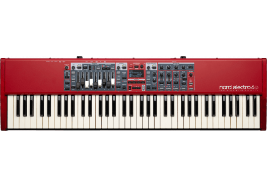 Claviers & Pianos - CLAVIERS DE SCÈNE - Nord - KNO NE6D-73 - Royez Musik