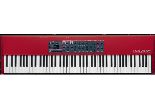 Claviers & Pianos - CLAVIERS DE SCÈNE - Nord - KNO NORD-PIANO4 - Royez Musik