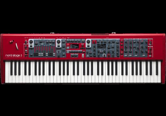 Claviers & Pianos - CLAVIERS DE SCÈNE - Nord - KNO NS3-76HP - Royez Musik