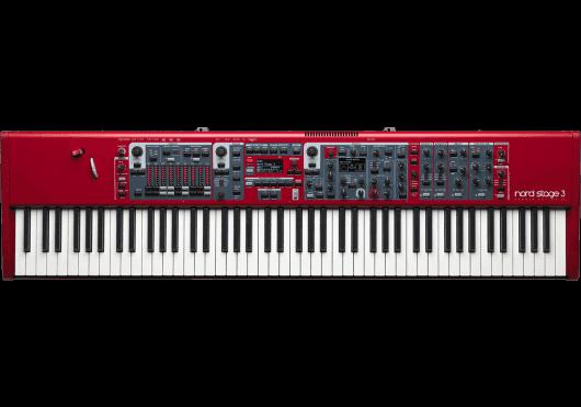 Claviers & Pianos - CLAVIERS DE SCÈNE - Nord - KNO NS3-88 - Royez Musik