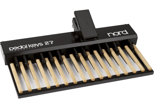 Claviers & Pianos - ORGUES & CLAVECINS - Nord - KNO PEDALKEY27 - Royez Musik