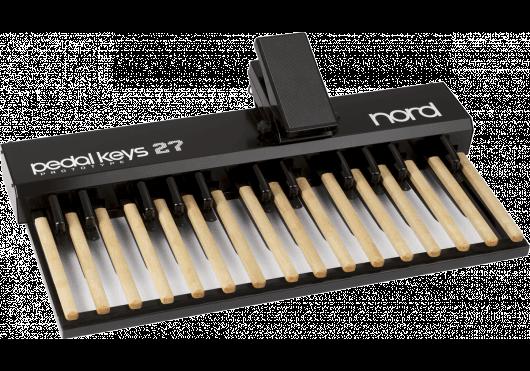 Claviers & Pianos - ORGUES & CLAVECINS - Nord - KNO PEDALKEY27 - Royez Musik