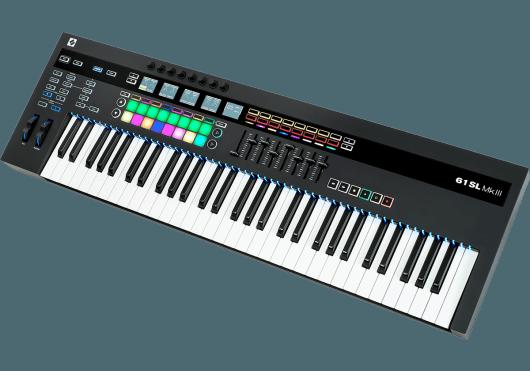 Claviers & Pianos - CLAVIERS - CLAVIERS MAITRES - Novation - RNO 61SLMK3 - Royez Musik