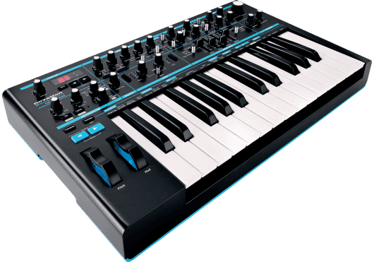 Claviers & Pianos - SYNTHÉTISEURS - Novation - RNO BASS-STATION-II - Royez Musik