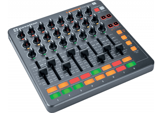 Audio - MACHINES - SURFACES DE CONTROLE - Novation - RNO LAUNCH-CONTROL-XL-B - Royez Musik