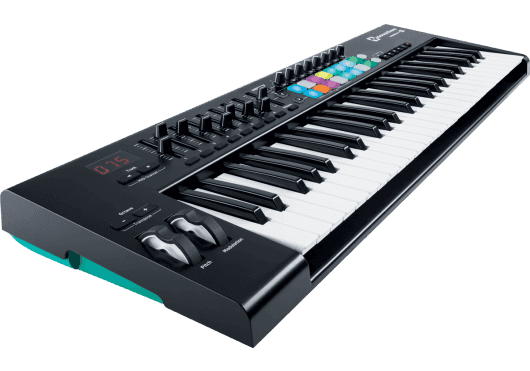 Claviers & Pianos - CLAVIERS - CLAVIERS MAITRES - Novation - RNO LAUNCHKEY-49-MK2 - Royez Musik