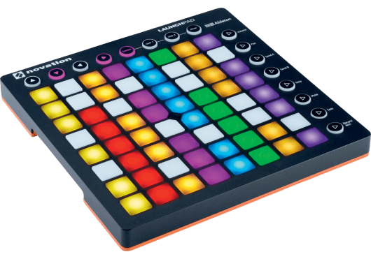 Audio - MACHINES - SURFACES DE CONTROLE - Novation - RNO LAUNCHPAD-X - Royez Musik