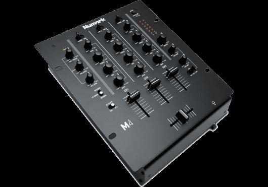 Audio - MIXAGE - TABLES DE MIXAGE DJ - Numark - DNU M4 - Royez Musik