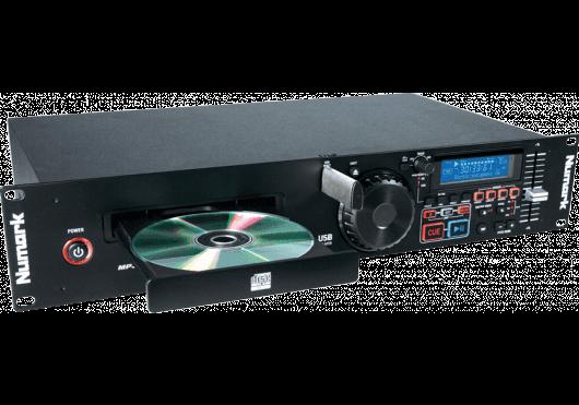 Audio - PLATINES - CD - Numark - DNU MP103USB - Royez Musik