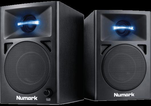 Audio - ENCEINTES & CO - ENCEINTES - Numark - DNU NWAVE360 - Royez Musik