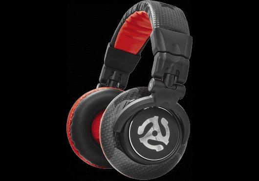 Audio - CASQUES, ECOUTEURS, EAR MONITOR - CASQUES - Numark - DNU REDWAVECARB - Royez Musik