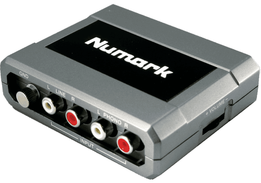 Audio - INTERFACES - INTERFACES AUDIO - Numark - DNU STEREOPORT - Royez Musik
