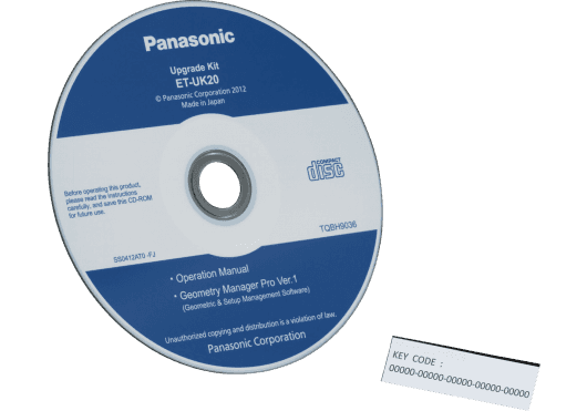 Vidéo - VIDEOPROJECTEURS - Panasonic - IPA ET-UK20 - Royez Musik