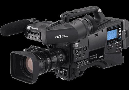 Vidéo - BROADCAST - Panasonic - IPB AG-HPX610EJF - Royez Musik
