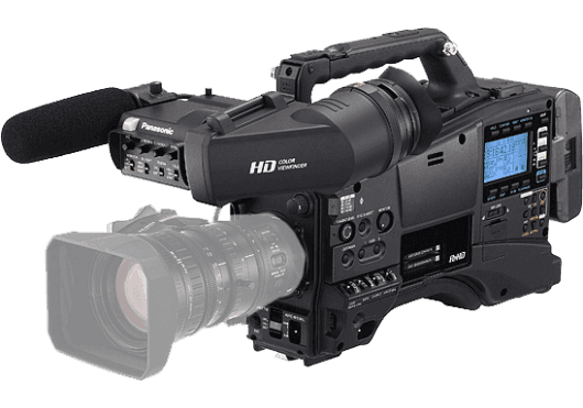 Vidéo - BROADCAST - Panasonic - IPB AG-HPX610EJH - Royez Musik