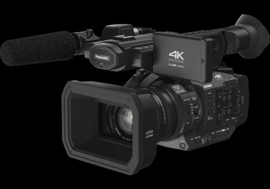 Vidéo - BROADCAST - Panasonic - IPB AG-UX180 - Royez Musik
