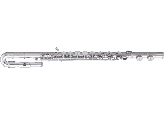 Vents - FLÛTES - FLÛTES TRAVERSIÈRES - Pearl Flute - VPE PFA206SU - Royez Musik