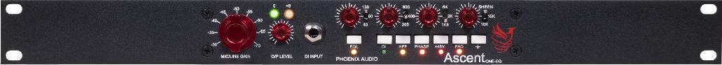 Amplis effets - ACCESSOIRES - PHOENIX AUDIO - PHOASCQ1RMP - Royez Musik