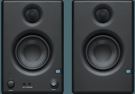 Audio - MONITORING - PreSonus - RPR ERISE3.5R - Royez Musik
