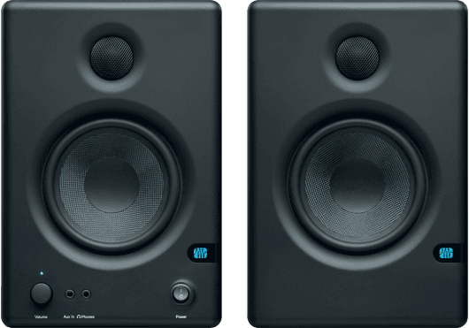 Audio - MONITORING - PreSonus - RPR ERISE4.5 - Royez Musik