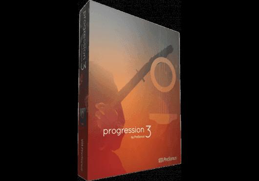 Logiciels - LOGICIELS - NOTATION - PreSonus - RPR PROGRESSION3-SERIAL - Royez Musik