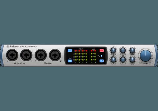Audio - INTERFACES - INTERFACES AUDIO - STUDIO USB - PreSonus - RPR STUDIO1810 - Royez Musik
