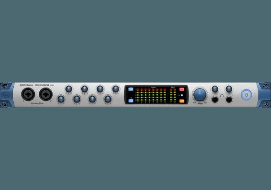 Audio - INTERFACES - INTERFACES AUDIO - STUDIO USB - PreSonus - RPR STUDIO1824 - Royez Musik