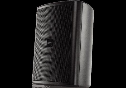 Audio - ENCEINTES & CO - ENCEINTES MURALES - QSC Systems - SQS AC-S6T-BK - Royez Musik