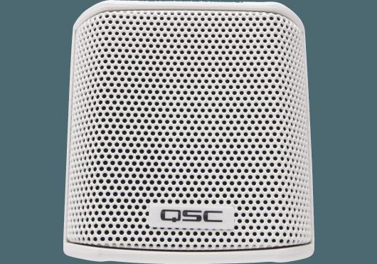 Audio - INSTALLATION - PREMIUM BUSINESS MUSIC SOLUTIONS - ENCEINTES - QSC Systems - SQS AD-S.SAT-WH - Royez Musik