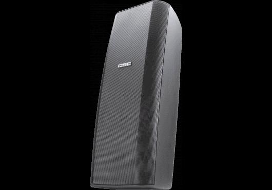 Audio - ENCEINTES & CO - ENCEINTES MURALES - QSC Systems - SQS AD-S282H-BK - Royez Musik
