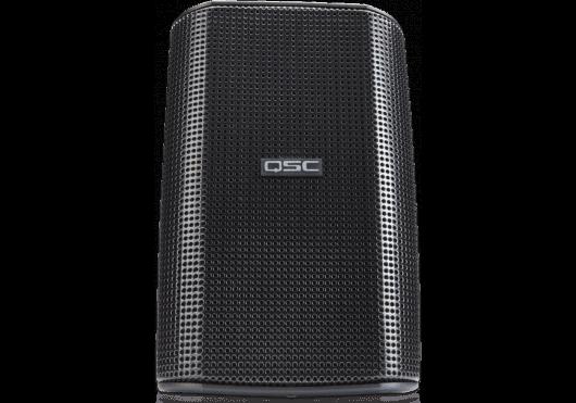 Audio - ENCEINTES & CO - ENCEINTES MURALES - QSC Systems - SQS AD-S32T-BK - Royez Musik