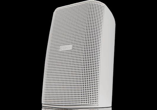 Audio - ENCEINTES & CO - ENCEINTES MURALES - QSC Systems - SQS AD-S32T-WH - Royez Musik
